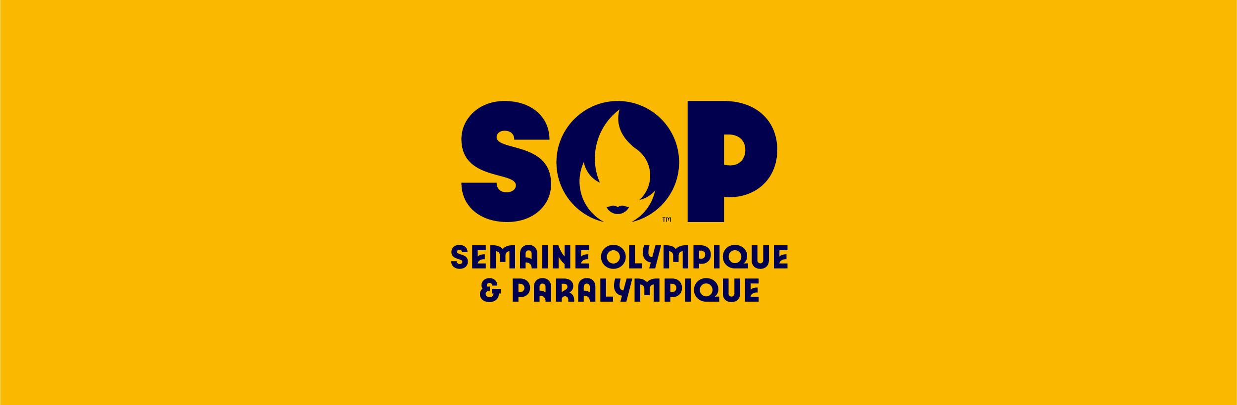 Semaine Olympisme et Paralympique