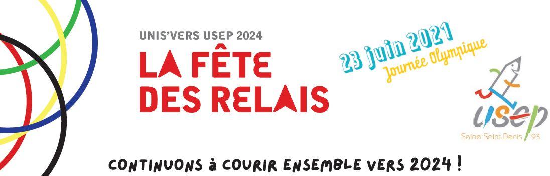 La fête des relais (Journée Olympique 2021)